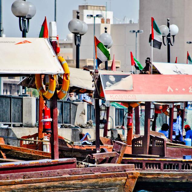 Abu Dhabi Ships