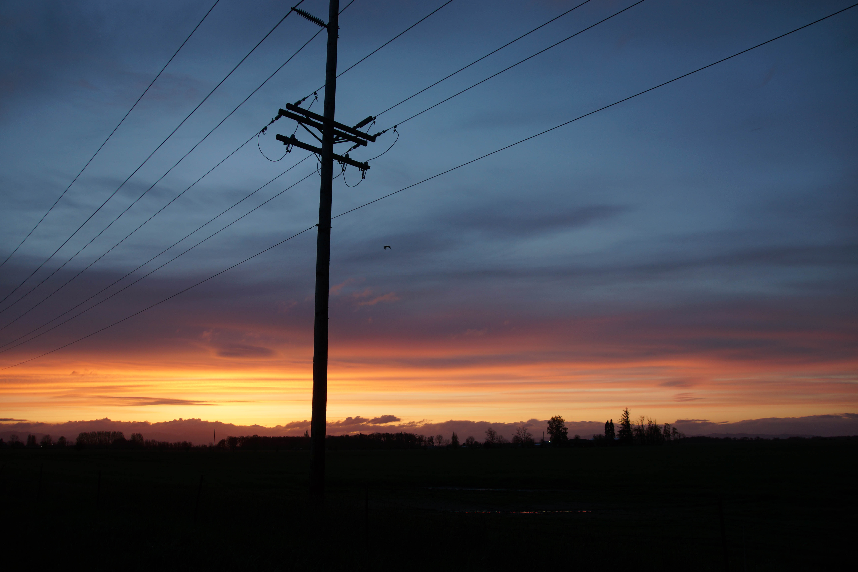 Halsey Sunset | Oregon