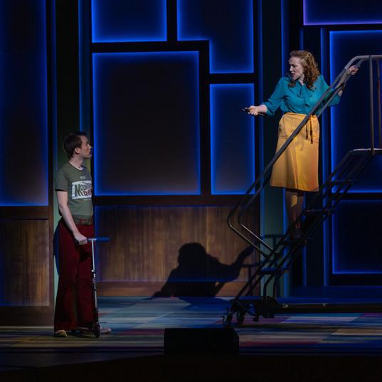 """Brett Klock as Josh in """"9 to 5 The Musical"""""""