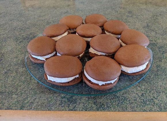 Chocolate Whoopie Pie (1 Dozen)