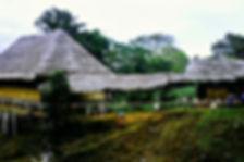 Ecuador 26a, Limoncocha accom, 2_8_86.jp