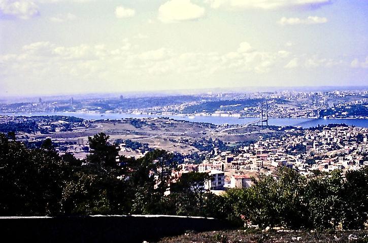Turkey 01a, Istanbul & Bosphorus, 9_82.j