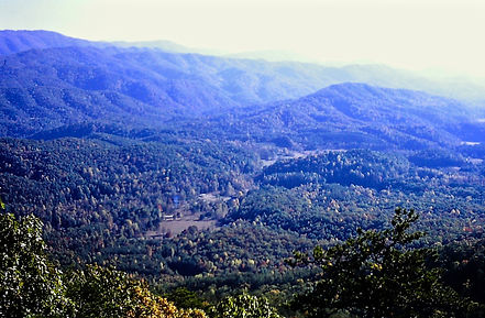 Tennessee 11a, Great Smoky Mts, 10_87.jp