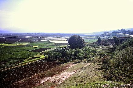 Madagascar 10a, highland plateau central