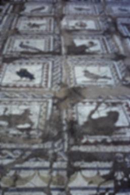 Spain 32aa, Mosaic, Italica, Seville, 9_