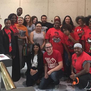 No Contracts, No Cages! City Council Meeting 8.20.18