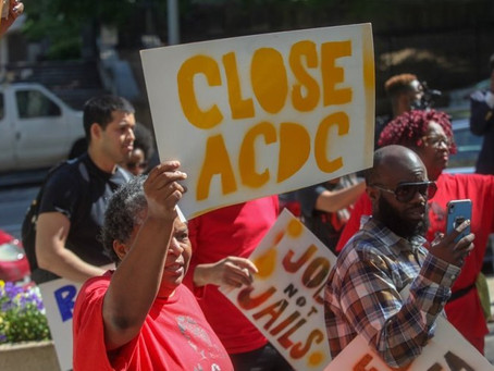 How a broad-based alliance closed down an Atlanta jail