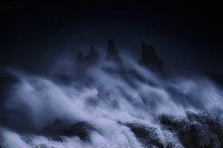 The Land of the Roaring Waves