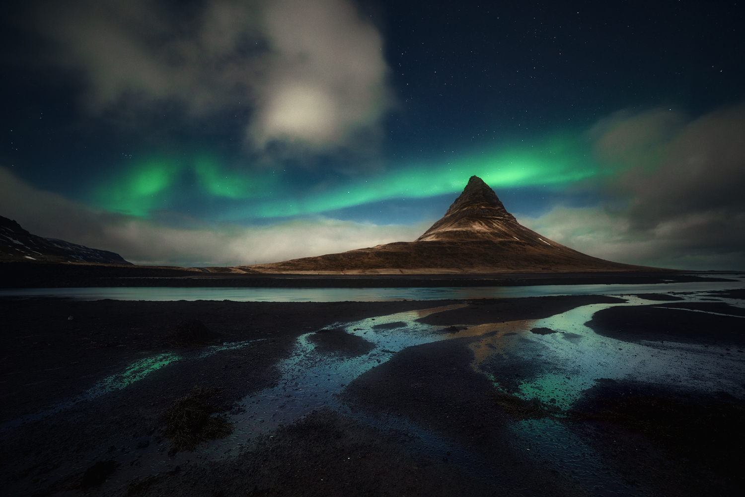 The Land of the Enchanting Lights