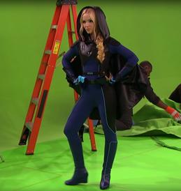 Lead Fabricator (Character: SkyVolt | Show: Disney's Liv & Maddie)