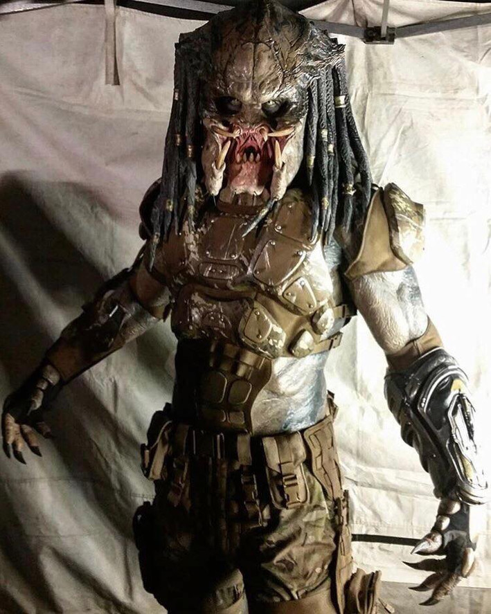 Fabricator | Movie: Predator 2018 (Emissary)