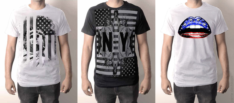 Graphic Design for independant Independant Fashion Brand