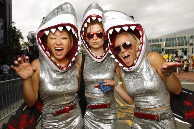 Lead Fabricator (Character: Sharknado Girls | Show: SyFy's Sharknado)