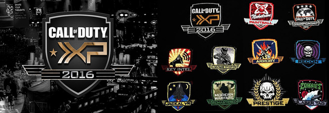 Patch Designs   Game: CALL OF DUTY XP 2016
