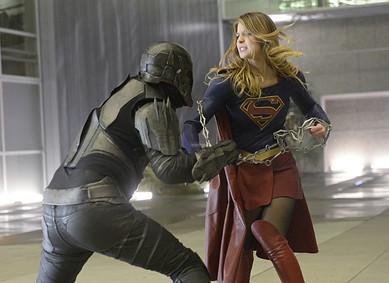 Fabricator (Character: The Jailer | Show: Supergirl)