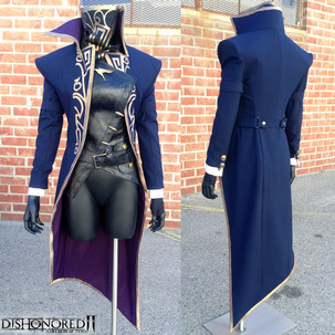 Fabricator (Character: Emily | Game: Dishonored 2)