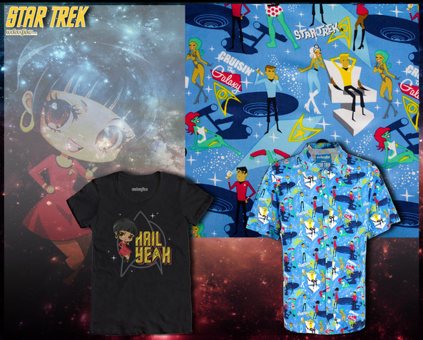 Apparel + Graphics | Series: STAR TREK