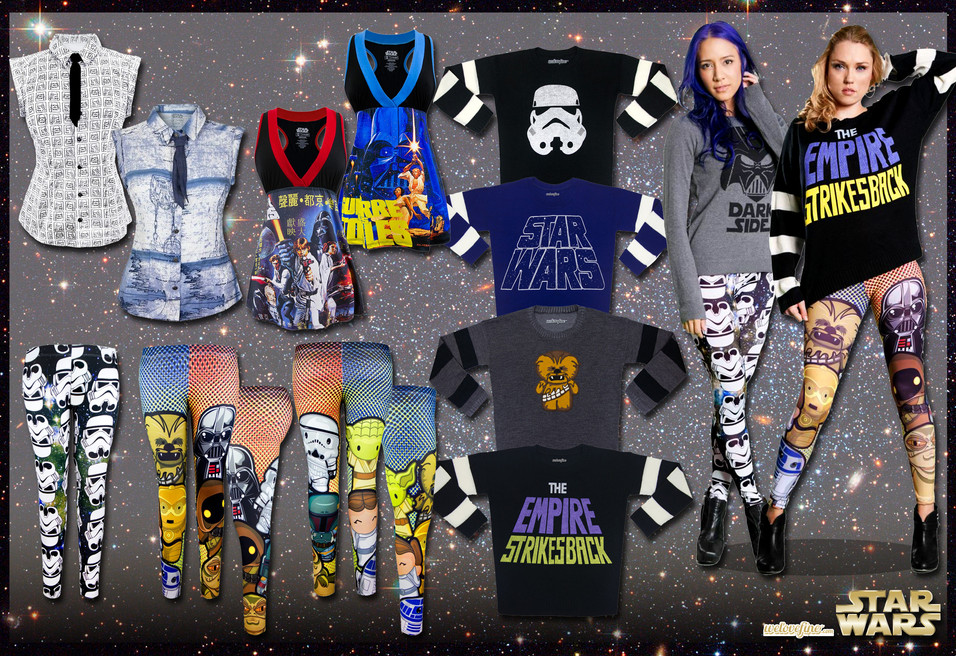 Apparel + Graphics | Series: STAR WARS