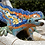 Thumbnail: Lizard fountain 2, Barcelona, Spain