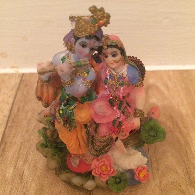 Ornament of Radhe and Krishna