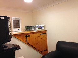 Paradise Garage Waiting Room 2