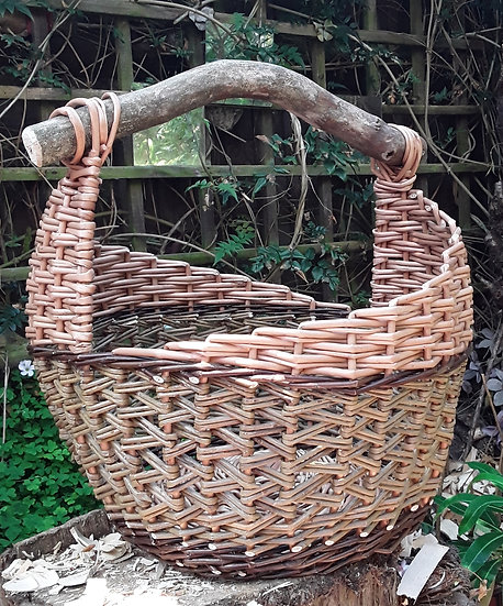 Large asymmetric basket