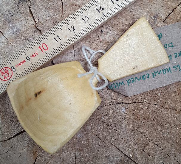 Small willow scoop