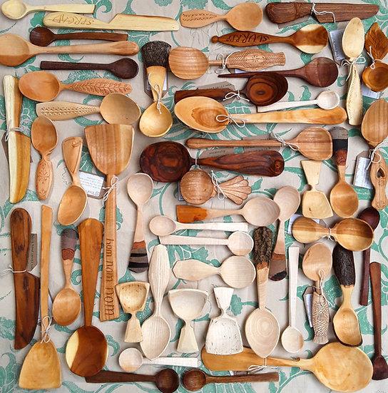 Lots of woody stuff