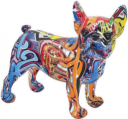 Street Art French Bulldog