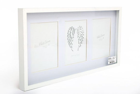 Angel Wings Photo Wall Plaque