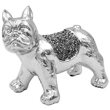 Crystal Ornament French Bulldog