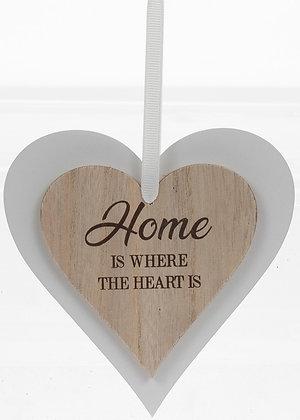Home Sentiments Hanging Plaque