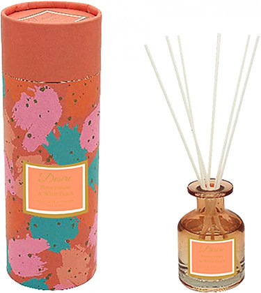 Desire Reed Diffuser Pomegranate & White Peach