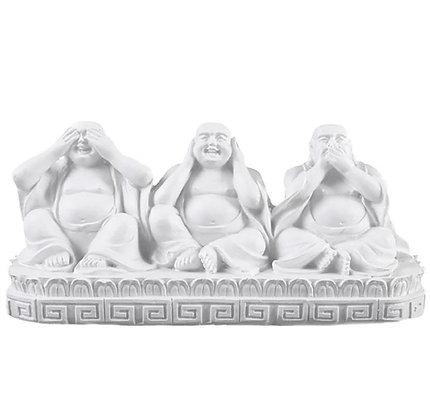 See, Hear, Speak No Evil Buddhas