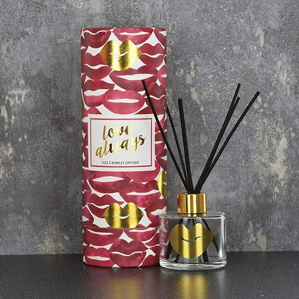 Love Always Prosecco Scented Reed Diffuser 100ml