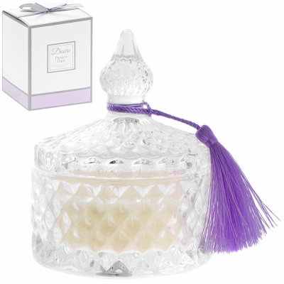 Passion Fruit Scented Candle Jar