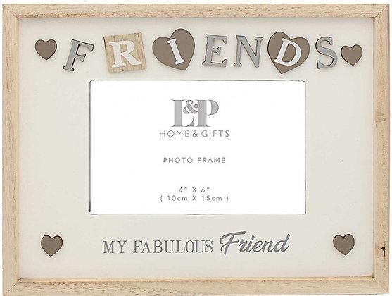 Fabulous Friend Photo Frame