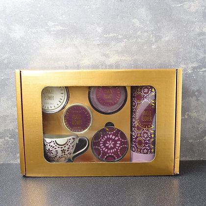 Bohemian Angel Flower Gift Set