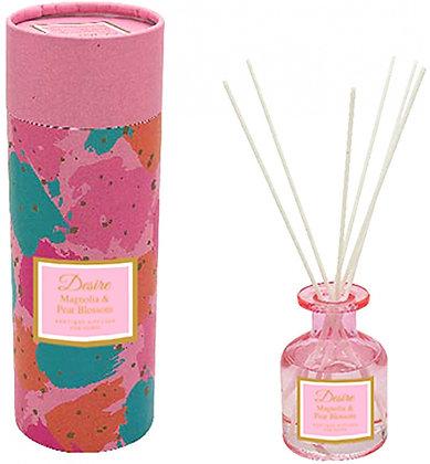 Desire Reed Diffuser Magnolia & Pear Blossom