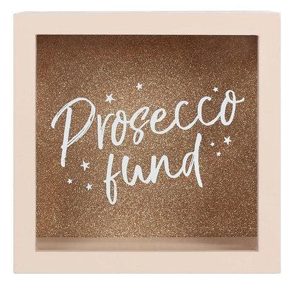 Prosecco Fund Money Box