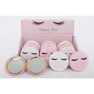 Eyelash Compact Mirror