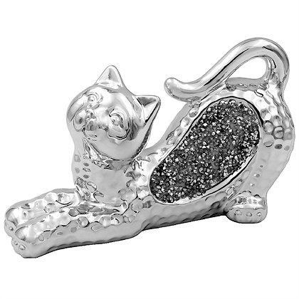 Crystal Ornament Cat