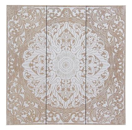 Mandala Wall Plaque