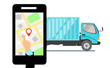 GPS courier tracking