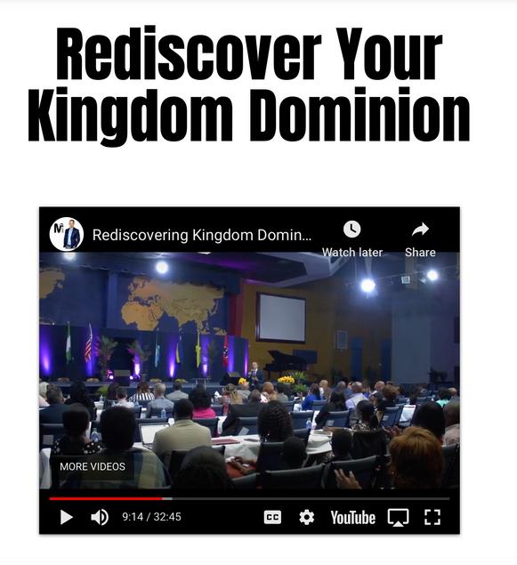 Kingdom Dominion