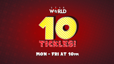10 Tickles Promo