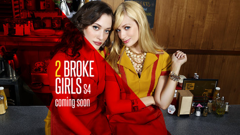 2 Broke Girls Promo