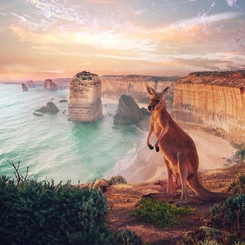 Earth Sounds Oceania