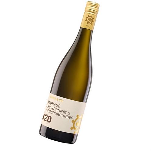 """12 x """"Mariage"""" Chardonnay & Weissburgunder trocken"""