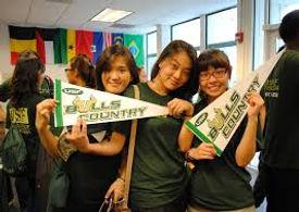 students at University of South Florida